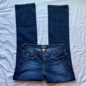Lucky Brand Ashford Classic Rider Medium Wash Jean